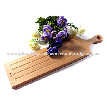 Bamboo cutting board, chopping board