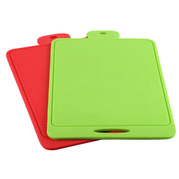 Non Slip Sturdy Food Grade Unicook Flexible Silicone Cutting Board